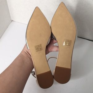 J. Crew Shoes - J Crew Flats with Ankle Strap